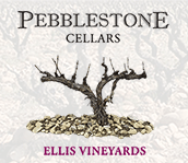 Ellis Vineyards Skipping Stone Wines Logo