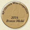 2016 SF Chronicle Bronze Medal