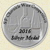 2016 San Francisco Chronicle Silver Medal
